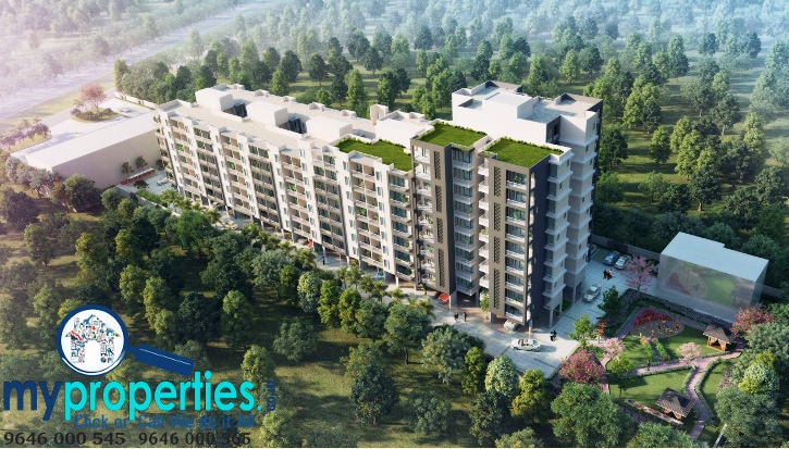 2 BHK & 3 BHK flats in sbp life style apartments
