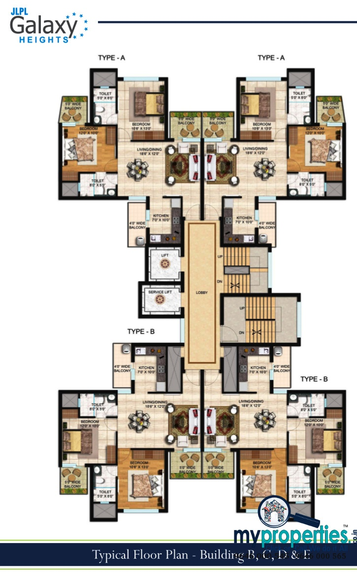 2-bhk-flats-in-galaxy-heights-200-ft-airport-road-mohali