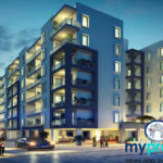 2 BHK & 3 BHK Flats in SBP City of Dream at Sector 116 Mohali – Call – 9290000454, 9290000458