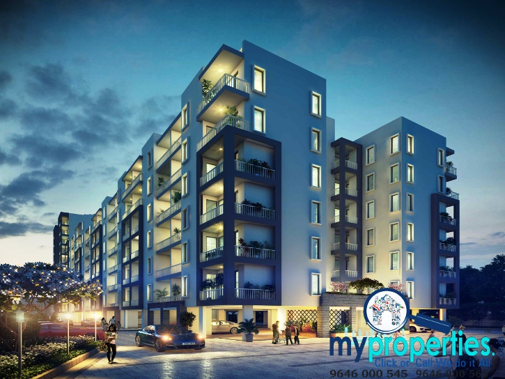 2 bhk flats in lifestyle residency mohali