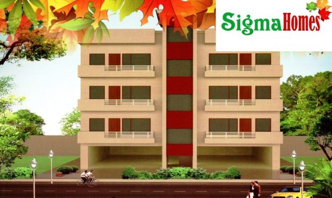 2 BHK 3 BHK Ready To Move Flats in Sigma Homes Patiala Raod Zirakpur – Call – 9290000454, 9290000458