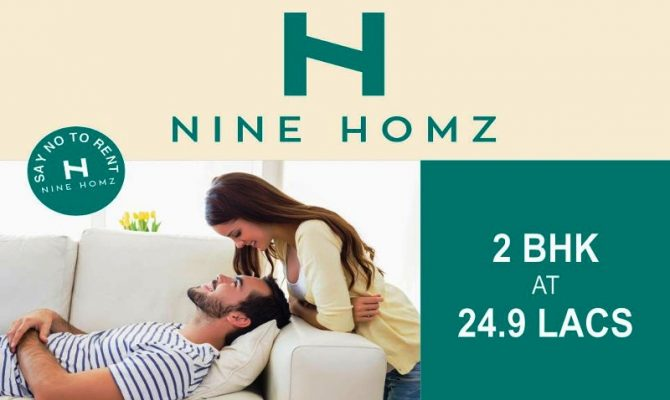 2 BHK Ready To Move Flats in Nine Homz in Sunny Enclave Kharar – Call – 9290000454