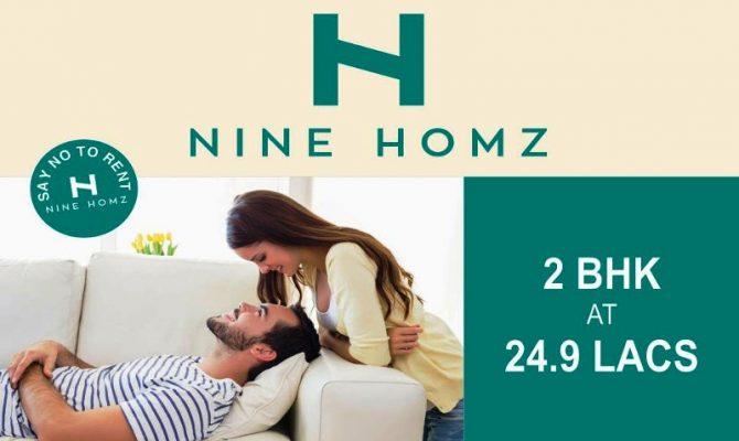 Nine Homes Kharar I 2 BHK Ready To Move Flats in Sunny Enclave Kharar – Call – 9290000454