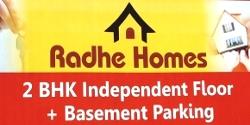 2 BHK Ready To Move Flats in Radhe Homes, Peermuchalla, Zirakpur – Call – 9290000454, 9290000458