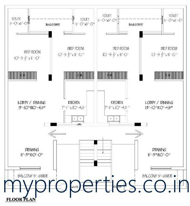 Floor-Plan-of-Gillco-Budget-Homes