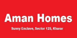 1 BHK Flats in Aman Homes in Sunny Enclave, Sector- 125, Kharar – Call – 9290000454, 9290000458