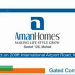 3 BHK Flats in Aman Homes in Sunny Enclave, Sector 125, Kharar – Call – 9290000454, 9290000458