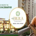 Bliss Orra Zirakpur I 3 BHK 4 BHK Flats in Motia Royal Citi Ambala Road Zirakpur – Call – 9290000454, 9290000458