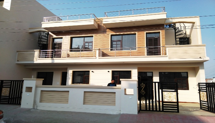 Ready To Move 3 BHK Duplex in Swastik Vihar, Patiala Road, Zirakpur – Call – 9646000545, 9646000565
