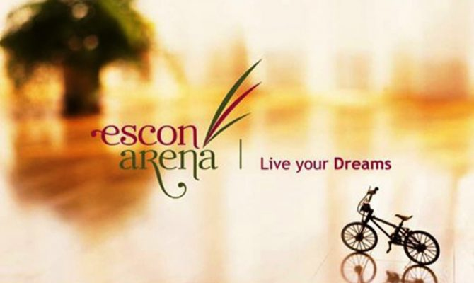 2 BHK 3 BHK & 4 BHK Ready To Move Flats in Escon Arena Chandigarh Delhi Highway Zirakpur – Call 9290000454, 9290000458