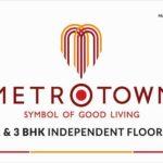 2 BHK & 3 BHK Flats in Metro Town, Peermuchalla, Zirakpur – Call – 9290000454, 9290000458