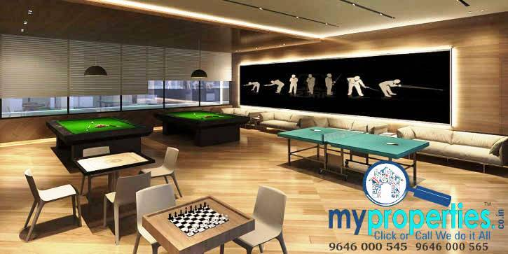 3 bhk luxury flats in gold mark zirakpur