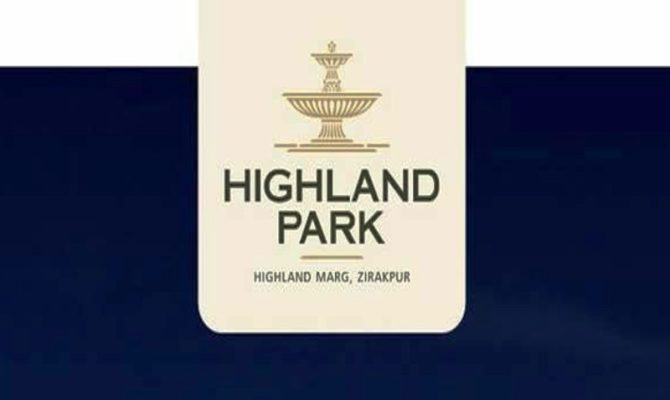 Highland Park Zirakpur I 2 BHK 3 BHK Flats at Patiala Road Zirakpur – Call – 9290000454, 9290000458