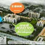 2 BHK Ready To Move Flat at 29.90 Lac in Savitry Greens 2, Gazipur Road, Zirakpur – Call 9646000545, 9646000565
