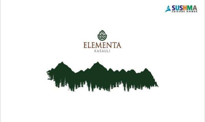1 BHK 2 BHK Flats & Studio Apartments in Sushma Elementa Kasauli Himachal – Call – 9290000454, 9290000458