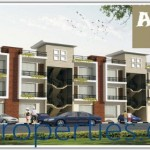 2 BHK Ready To Move Flats in Albro Floors at Motia City, Ambala Highway, Zirakpur – Call – 9646000545, 9646000565