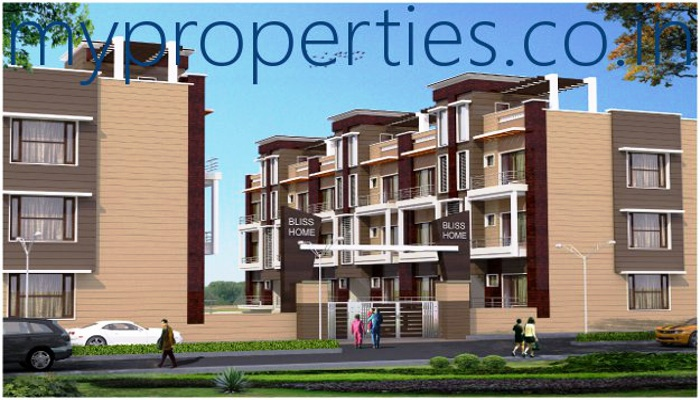 3 BHK Ready To Move Flat in Bliss Homes, Peermuchalla, Zirakpur – Call – 9646000545, 9646000565