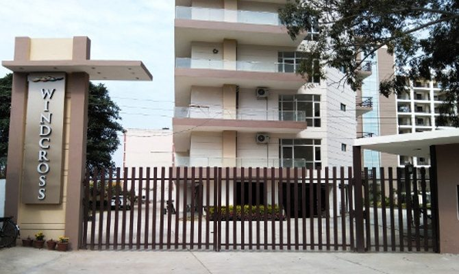 3 BHK Ready To Move Flats in Windcross at Royale Estate Ambala Highway Zirakpur – Call – 9290000454, 9290000458