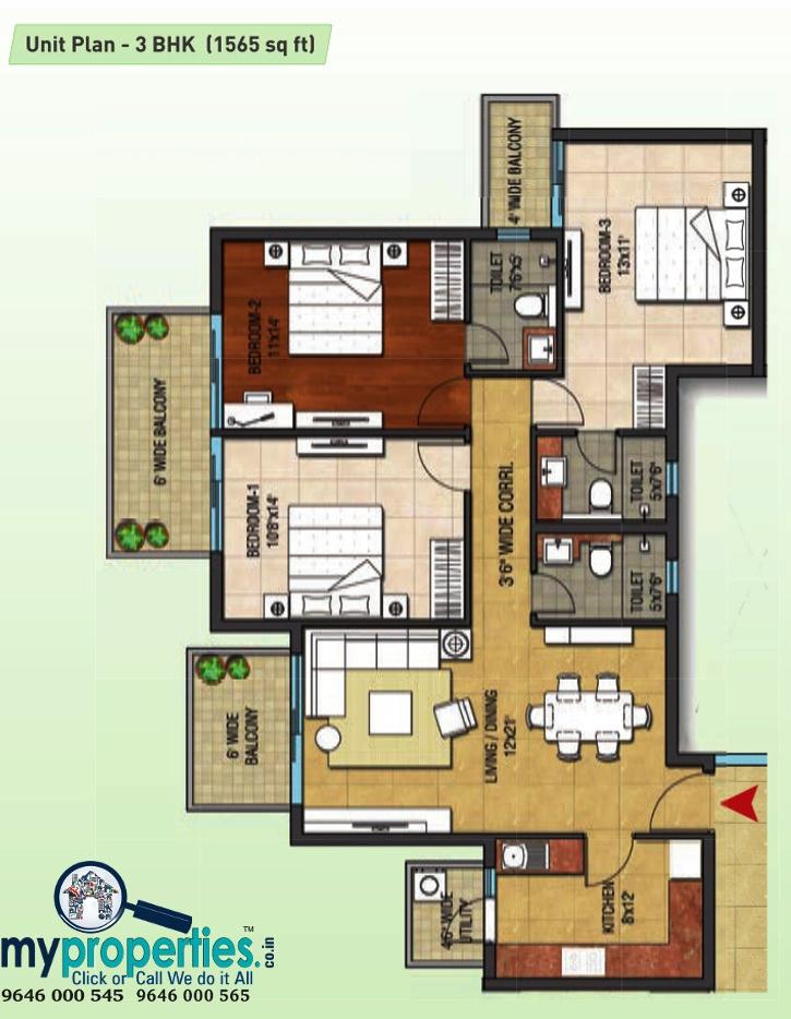 Mohali Unit plans Booklet A4 aw- final3