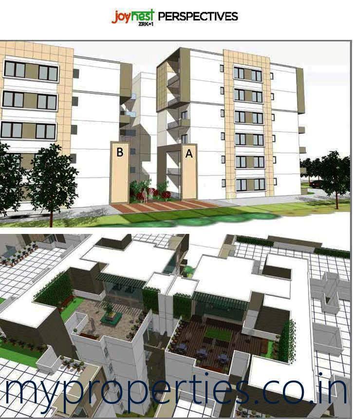 Project Elevations, 2, Joynest