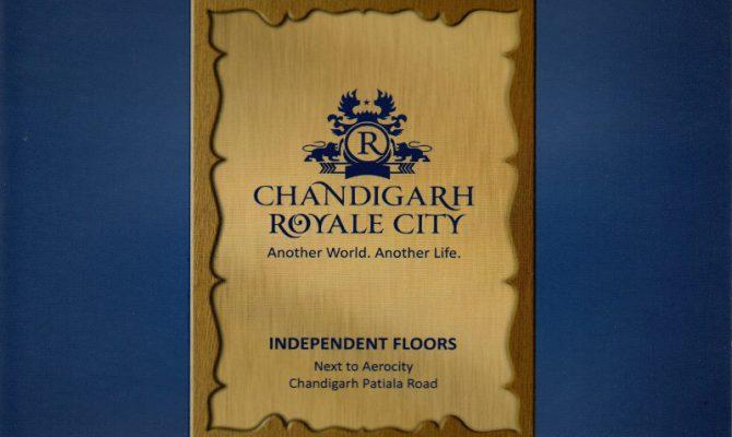Chandigarh Royale City Zirakpur – Call – 9290000454, 9290000458 I 3 BHK Independent Floors at Patiala Road Zirakpur