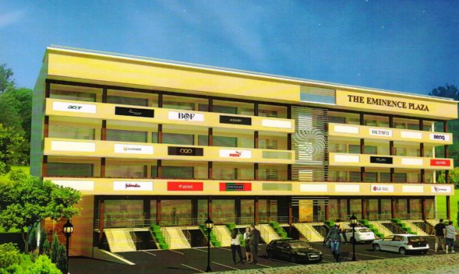 Retail, Showrooms & Office Space in The Eminence Plaza, Chandigarh-Delhi Highway Zirakpur – Call – 9290000454, 9290000458