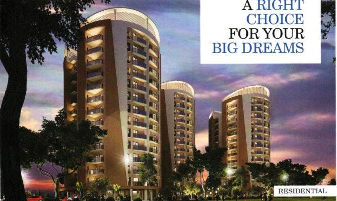 2 BHK 3 BHK Flats Showrooms Retail Shops in City Central at Kishanpura Zirakpur – Call – 9290000454