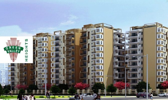 1 BHK, 2 BHK & 3 BHK Ready To Move Flats in Green Valley Heights, Kishanpura, Zirakpur – Call – 9290000454, 9290000458