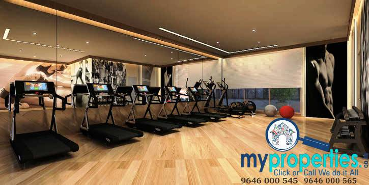 gym payment plans of gold mark zirakpur