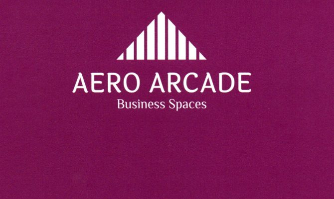 Aero Arcade Mohali I Showrooms Booths Floors Double Story Shops in Aero City  – Call – 9290000454, 9290000458