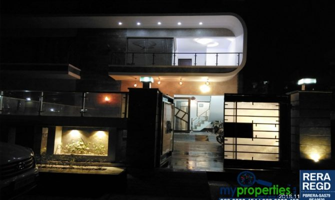 250 Sq Yards Ready To Move Double Story Kothi For Sale in Zirakpur – Call – 9290000454, 9290000458