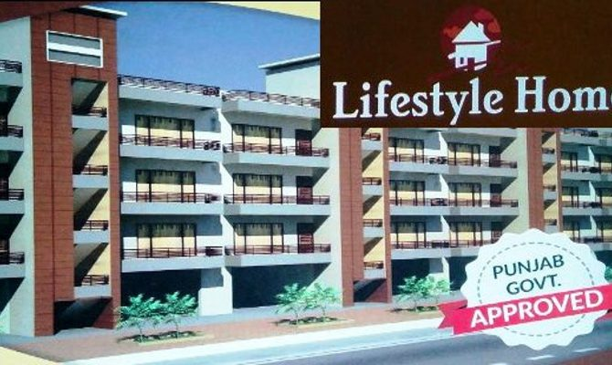 2 BHK Ready To Flats in Lifestyle Homes, Patiala Road, Zirakpur, Mohali – Call – 9290000454, 9290000458