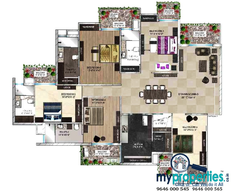 PROMO] 55% OFF 5 Bhk House For Vacation Pondicherry India Cheap