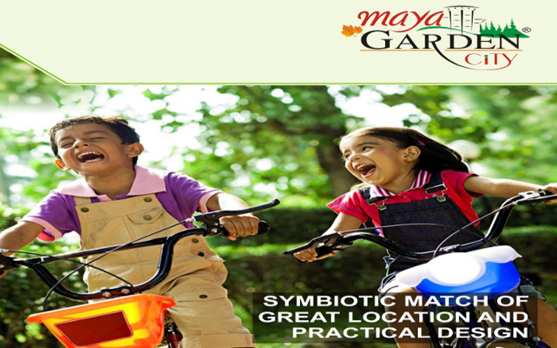 1,2,3,4,5 & 6 BHK Ready To Move Flats in Maya Garden City, Ambala Highway, Zirakpur – Call – 9290000454, 9290000458