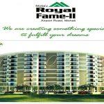 Motia Royal Fame Kharar – Call 9290000454, 9290000458 I 2 BHK 3 BHK Flats at Airport Road Mohali