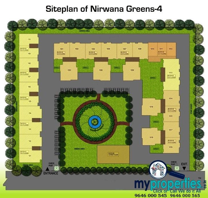 nirwana-greens-4-siteplan