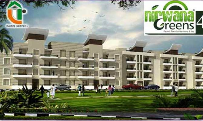 Nirwana Greens 4 Kharar I 2 BHK 3 BHK 4 & 5 BHK Ready To Move Flats in Kharar – Call – 9290000454