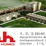 1 BHK, 2 BHK & 3 BHK Ready To Move Flats in Noor Homes, Sector – 115, Landran Road, Mohali – Call – 9290000454, 9290000458