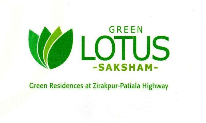 Green Lotus Saksham Zirakpur I 3 BHK 4 BHK 5 BHK Flats at Patiala Highway Zirakpur – Call – 9290000454, 9290000458