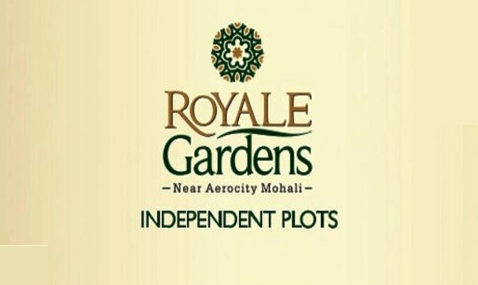 Plots Duplex Villa For Sale in Royale Gardens at Near Aero City Zirakpur – Call – 9290000454, 9290000458