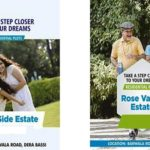 Plots For Sale in GBP Rose Valley & River Side Estate in Derabassi – Call – 9290000454, 9290000458