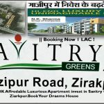 2 BHK at 25 Lac & 3 BHK at 30 Lac in Savitry Greens 2, Gazipur Road, Zirakpur – Call – 9290000454, 9290000458