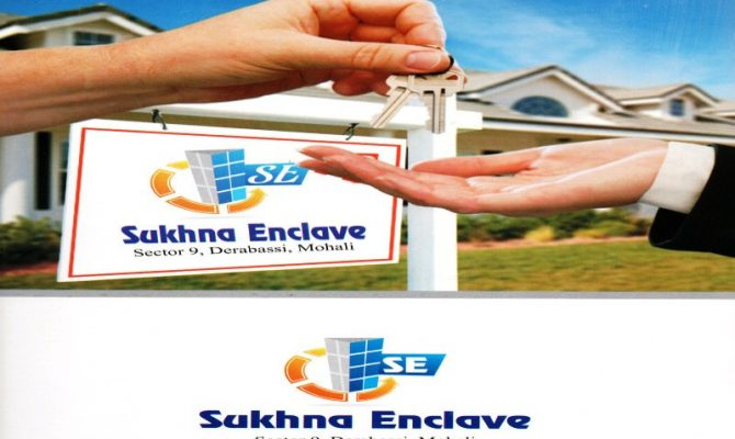 Plots For Sale in Sukhna Enclave Approved & Gated Society of Derabassi – Call – 9290000454, 9290000458