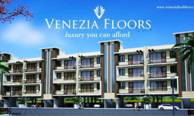 3 BHK Ready To Move Flats in Venezia Floor in Motia Citi, Ambala Highway, Zirakpur – Call – 9646000545, 9646000565