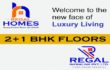 2 BHK Ready To Move Flats in Regal Homes 2, Sunny Enclave, Sector 125, Kharar, Mohali - Call - 9290000454, 9290000458